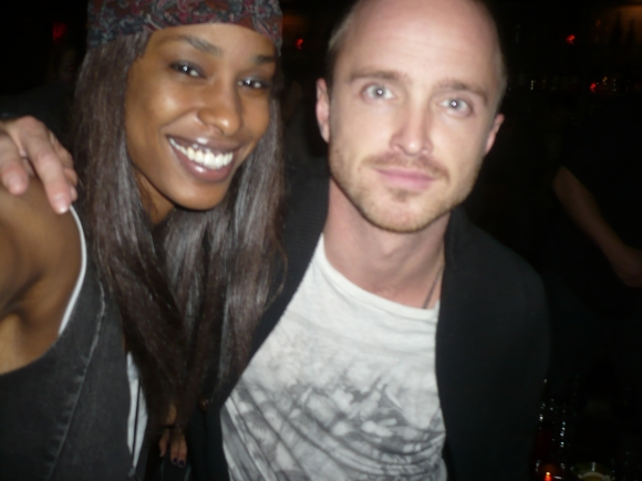 Promise Smith, Aaron Paul